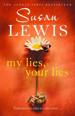 Cover for My Lies, Your Lies by Susan Lewis