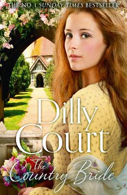 Cover for The Country Bride by Dilly Court