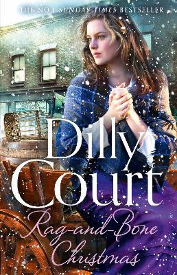 Cover for Rag-and-Bone Christmas by Dilly Court