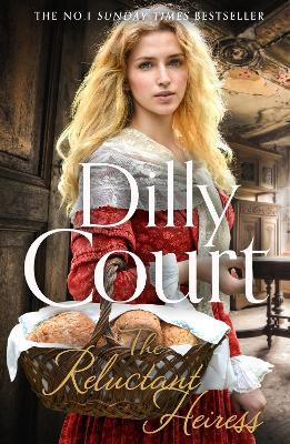 Cover for The Reluctant Heiress by Dilly Court
