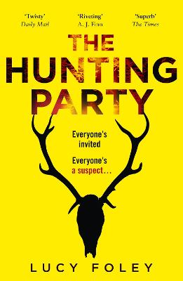Cover for The Hunting Party by Lucy Foley