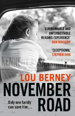 Cover for November Road by Lou Berney
