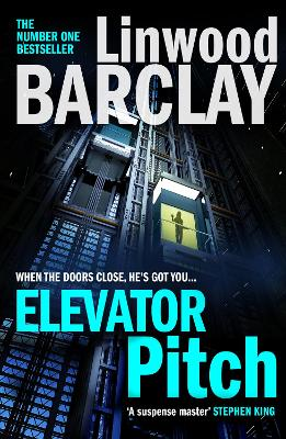 Book Cover for Elevator Pitch by Linwood Barclay