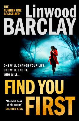 Book Cover for Find You First by Linwood Barclay