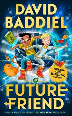 Cover for Future Friend by David Baddiel