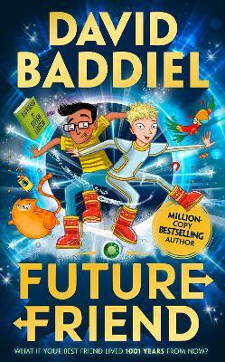 Cover for Future Friend by David Baddiel
