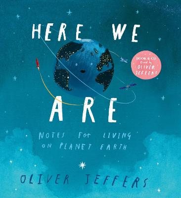 Cover for Here We Are by Oliver Jeffers
