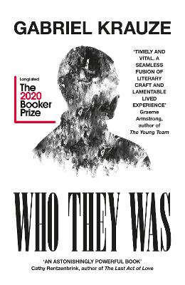 Cover for Who They Was by Gabriel Krauze