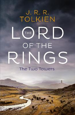 Cover for The Two Towers by J. R. R. Tolkien