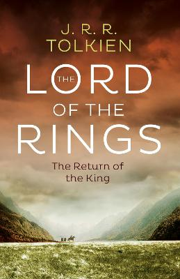 Cover for The Return of the King by J. R. R. Tolkien