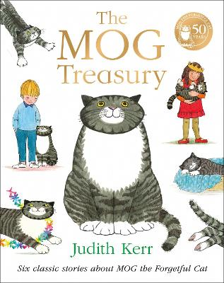 The Mog Treasury Six Classic Stories About Mog the Forgetful Cat