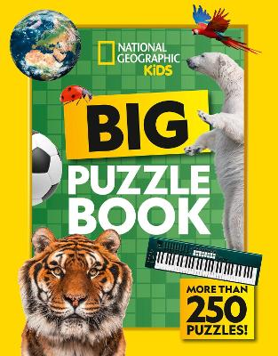 Big Puzzle Book