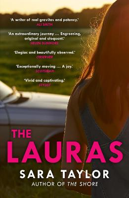 Cover for The Lauras by Sara Taylor