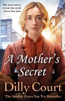 Book Cover for A Mother's Secret by Dilly Court