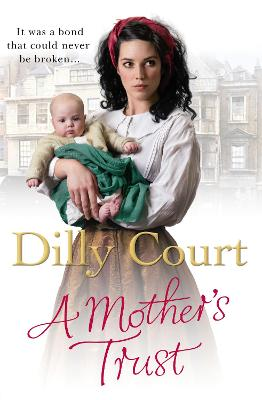 Book Cover for A Mother's Trust by Dilly Court