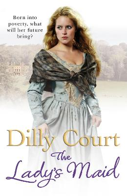 Book Cover for The Lady's Maid by Dilly Court