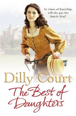 Book Cover for The Best of Daughters by Dilly Court