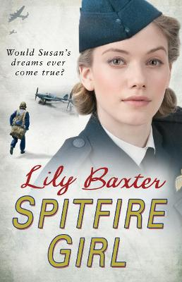 Book Cover for Spitfire Girl by Lily Baxter