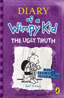 Diary Of A Wimpy Kid 5 The Ugly Truth By Jeff Kinney 9780141340821 Paperback Lovereading