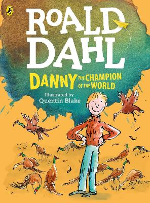 Cover for Danny, the Champion of the World by Roald Dahl