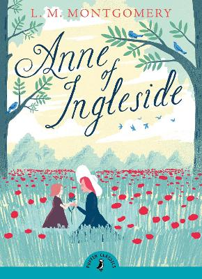 Cover for Anne of Ingleside by L. M. Montgomery