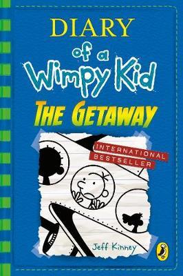 Diary Of A Wimpy Kid The Getaway By Jeff Kinney 9780141376677 Hardback Lovereading