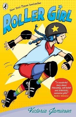 Cover for Roller Girl by Victoria Jamieson