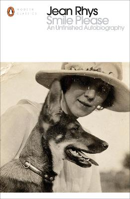 Cover for Smile Please by Jean Rhys