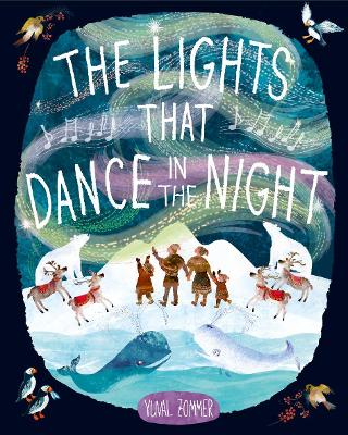 Cover for The Lights that Dance in the Night by Yuval Zommer