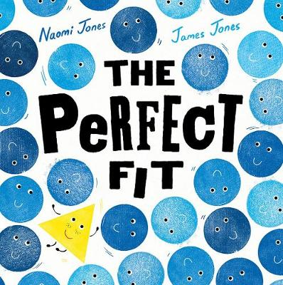 The Perfect Fit by Naomi Jones Book Cover