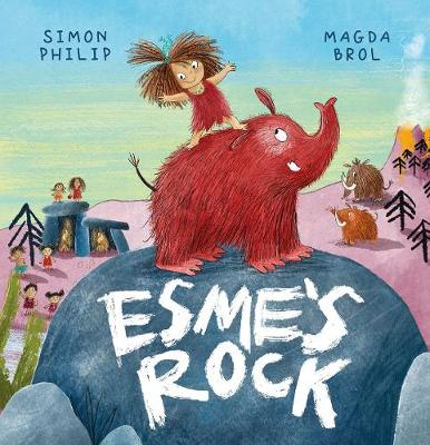 Cover for Esme's Rock by Simon Philip
