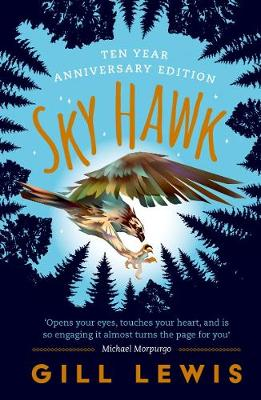 Cover for Sky Hawk by Gill Lewis