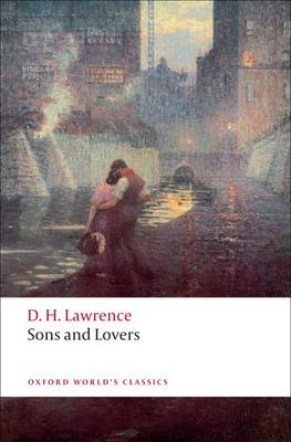 Cover for Sons and Lovers by D. H. Lawrence