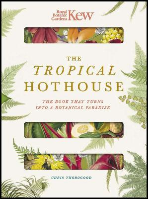 Cover for The Tropical Hothouse (Royal Botanic Gardens, Kew) by Chris Thorogood