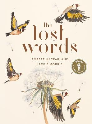 Cover for The Lost Words by Robert Macfarlane