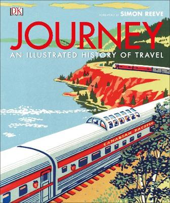 Cover for Journey by DK