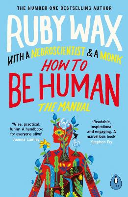 Cover for How to Be Human The Manual by Ruby Wax