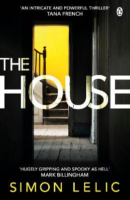 Cover for The House by Simon Lelic