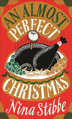 Cover for An Almost Perfect Christmas by Nina Stibbe