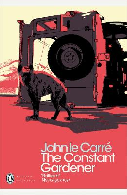 Cover for The Constant Gardener by John le Carré
