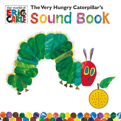 Cover for The Very Hungry Caterpillar's Sound Book by Eric Carle