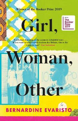 Cover for Girl, Woman, Other by Bernardine Evaristo