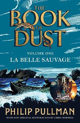 Cover for La Belle Sauvage: The Book of Dust Volume One by Philip Pullman