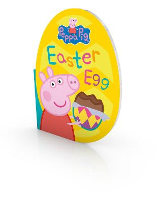 Cover for Peppa Pig: Easter Egg by Peppa Pig