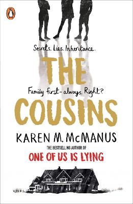 Cover for The Cousins by Karen M. McManus