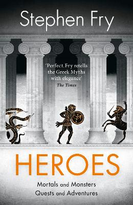 Cover for Heroes by Stephen Fry