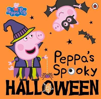 Cover for Peppa Pig: Peppa's Spooky Halloween by Peppa Pig