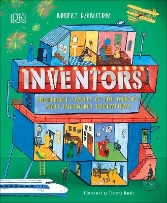 Cover for Inventors by Robert Winston