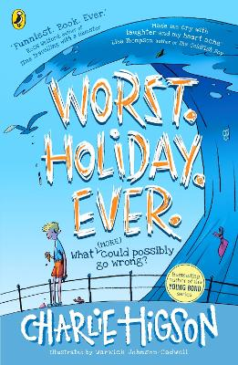 Cover for Worst. Holiday. Ever by Charlie Higson