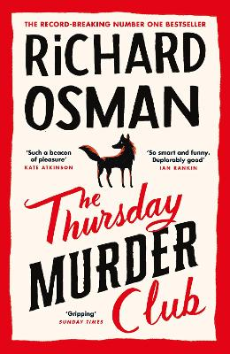 Cover for The Thursday Murder Club by Richard Osman